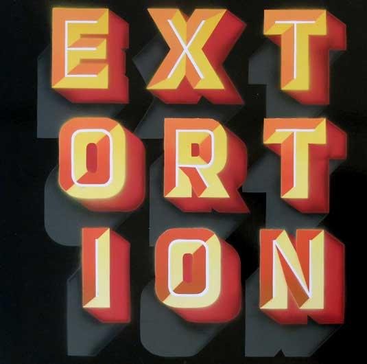 Eine Extortion