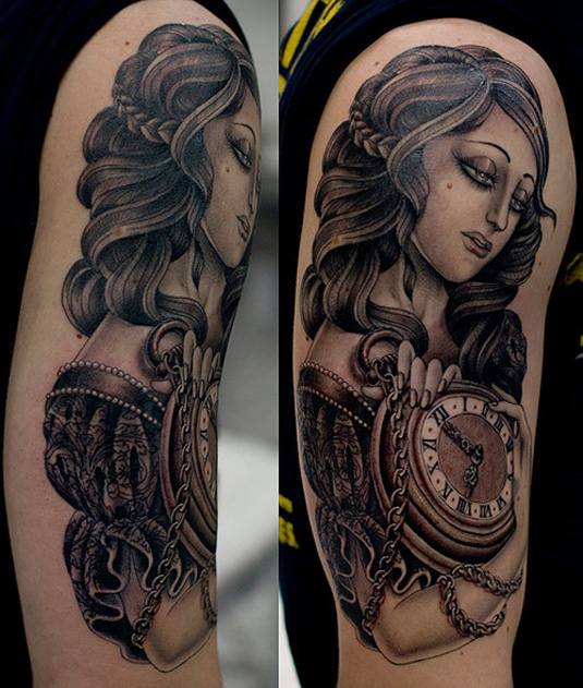 awesome tattoos: Suffoca Boyce