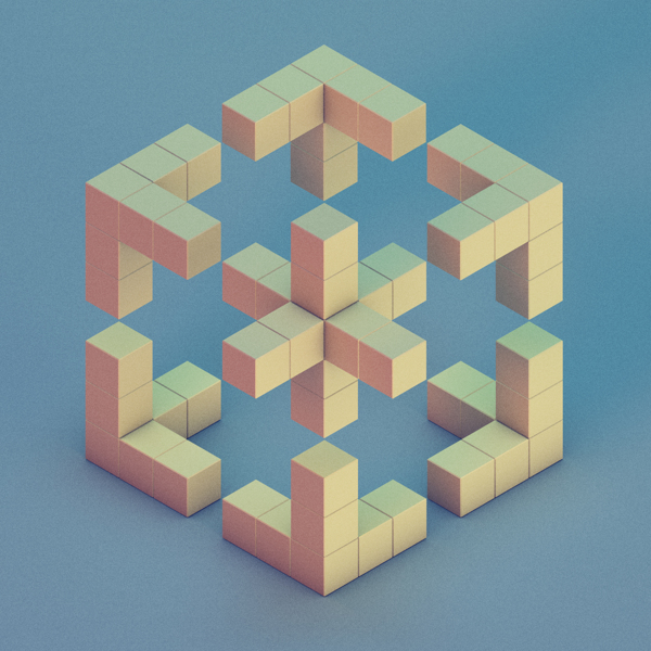 isometric renders
