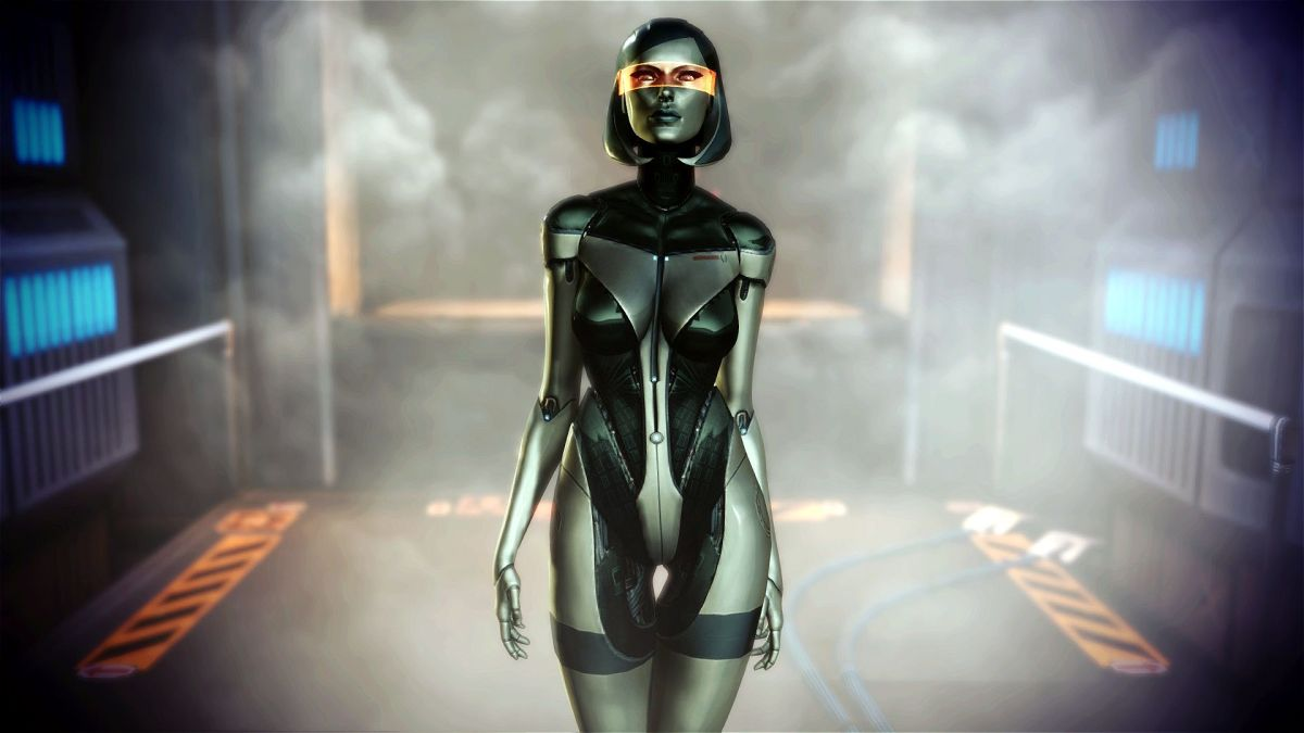 The Top 7 Uncomfortably sexy video game AI characters