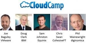 CloudCamp Panel Debate