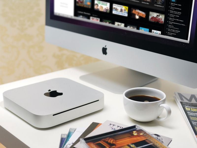 mac mini vs imac which is the best value techradar. Black Bedroom Furniture Sets. Home Design Ideas