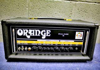 in pictures orange dual dark 50 unboxed musicradar. Black Bedroom Furniture Sets. Home Design Ideas