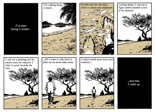 imaginative web comics: Sin Titulo