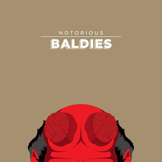 bald illustrations