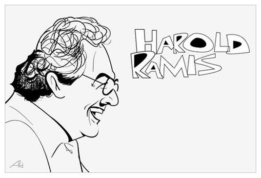 Harold ramis illustrations
