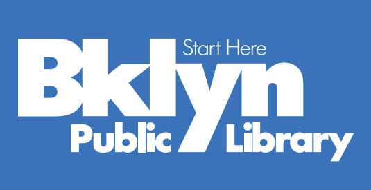 Logo designs of 2013: brooklyn library new