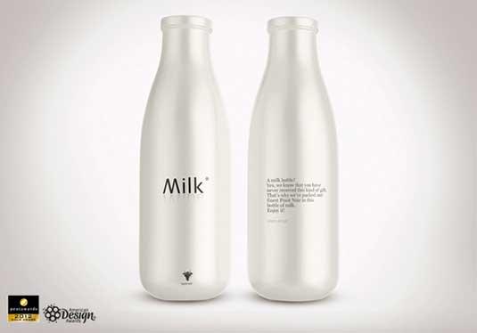 minimal packaging design: Undercover Wine