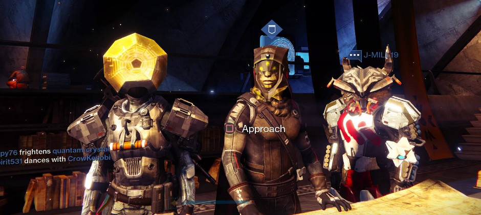 Destiny's Halloween event adds masks, quests, and the Thriller ...