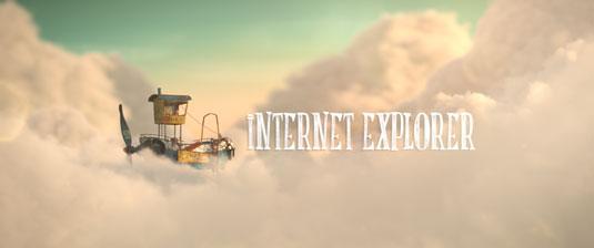 internet explorer titles