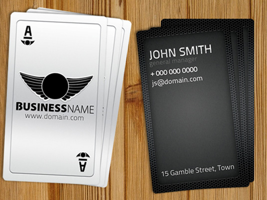 Free business cards??