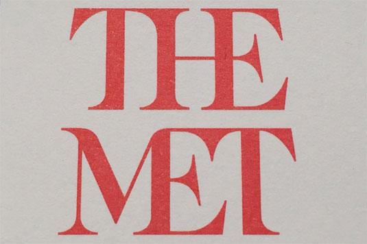Wolff Olins Met logo