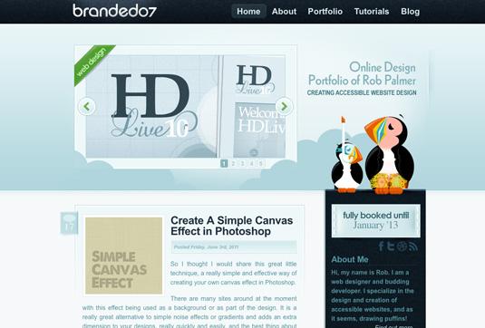 examples of WordPress