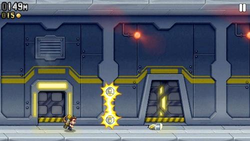 Jetpack Joyride for iPhone