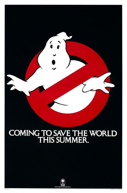 Movie posters: Ghostbusters