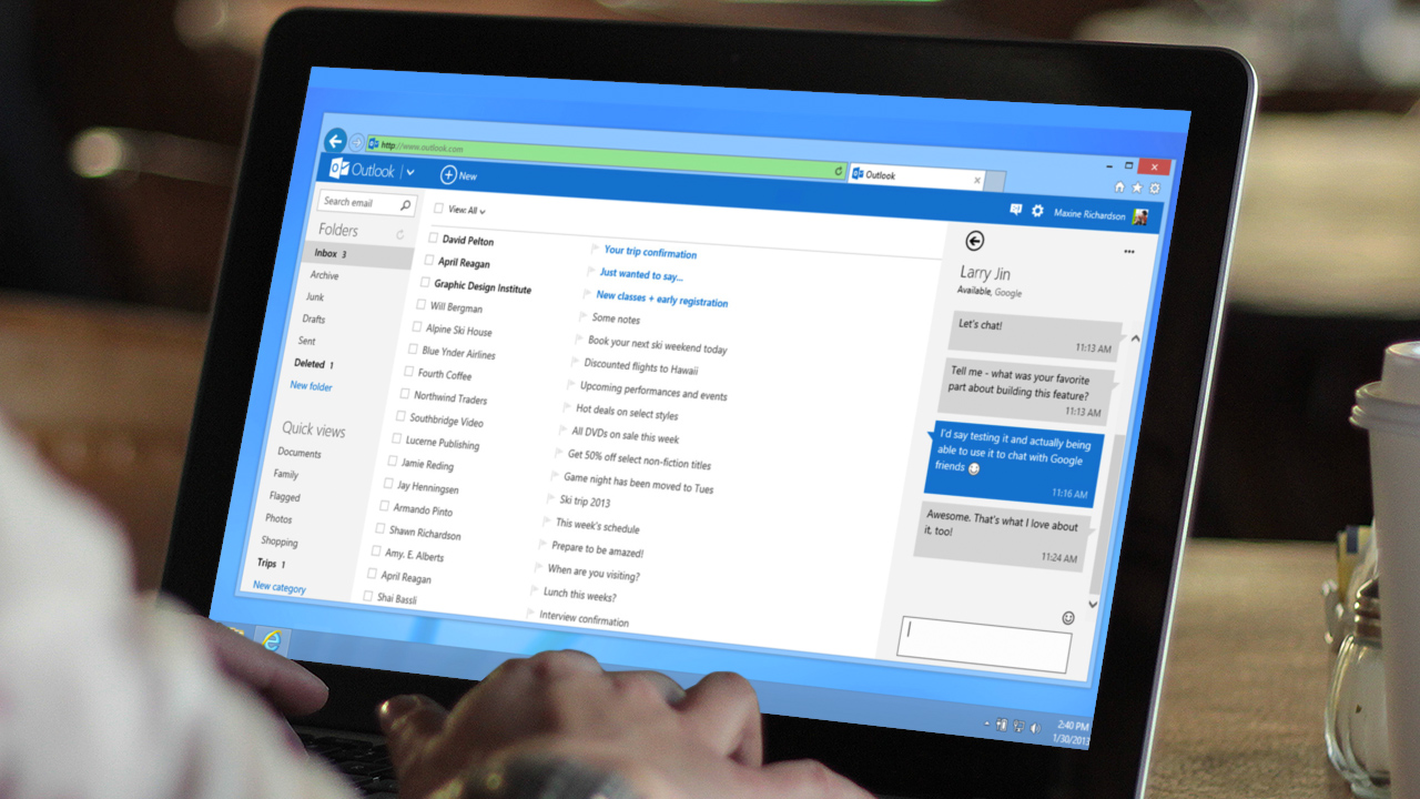 Outlook.com breach allowed hackers to read (some) emails for months