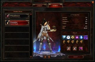 Diablo  Frost Ray Build