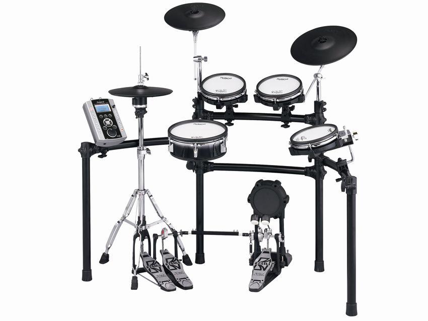 namm 2011 roland td 9k2 and td 9kx2 v drums unleashed musicradar. Black Bedroom Furniture Sets. Home Design Ideas