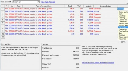 Download VT Cash Book free