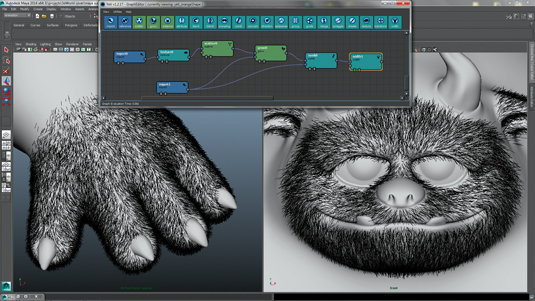 How to create realistic 3D hair and fur