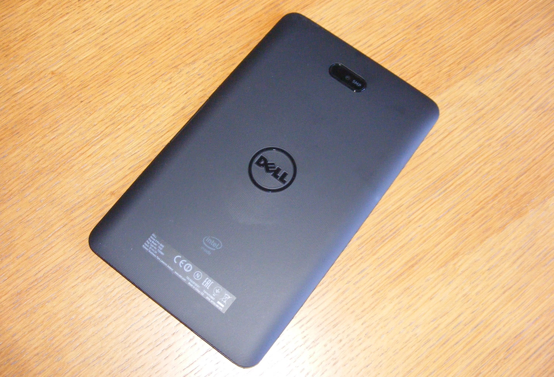 Dell Venue 8 Pro 5855 back