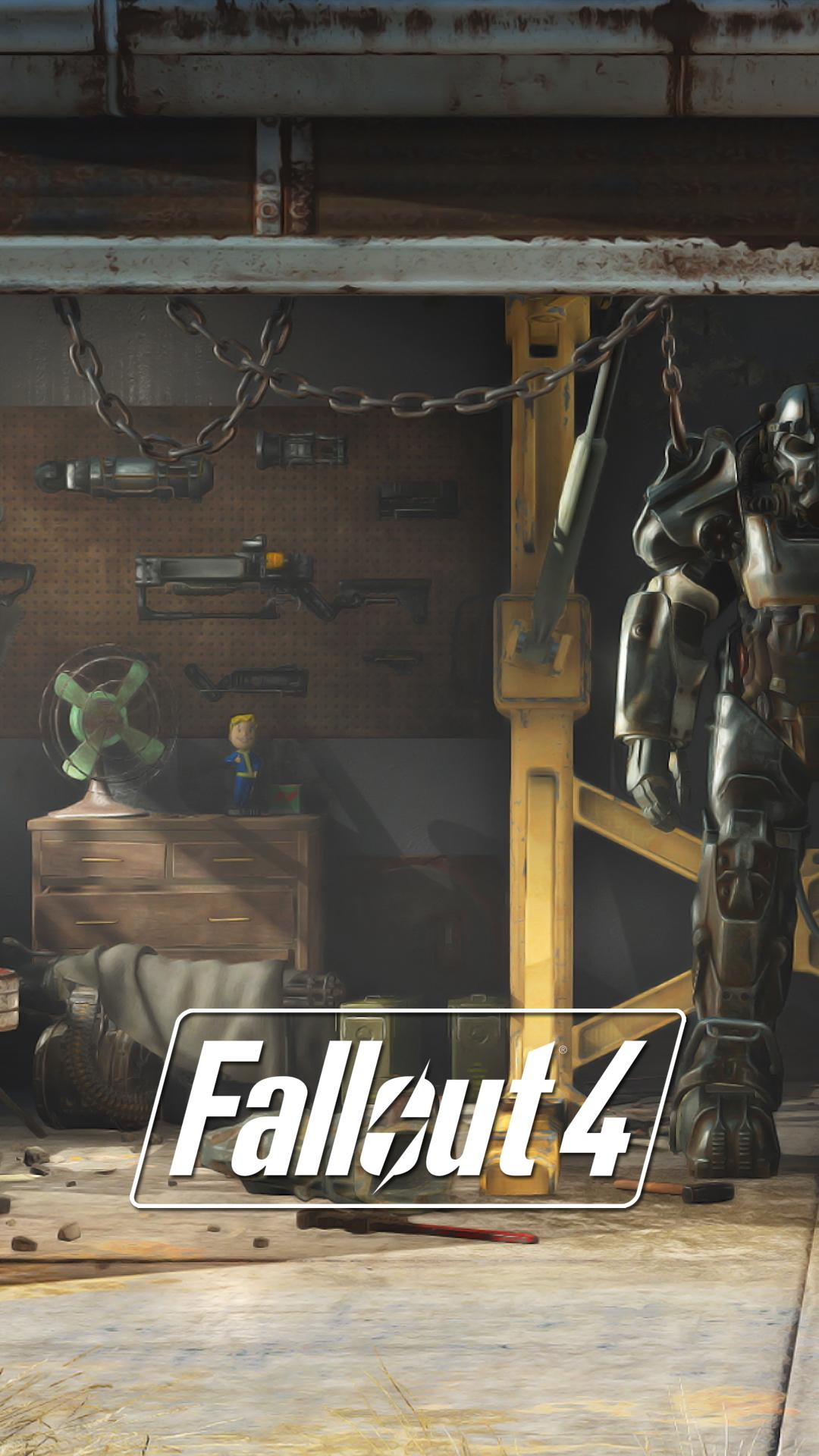 Fallout 4 telephone