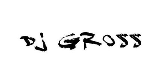 Graffiti font DJ Gross