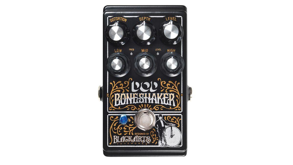 DOD Boneshaker Distortion - YouTube