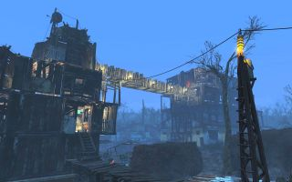 Fallout  I Hate Building Settlements