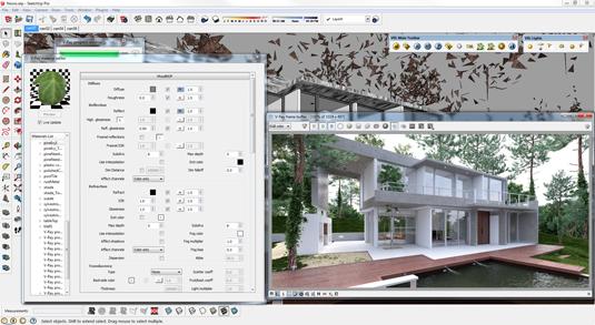 V-Ray 2.0 for SketchUp