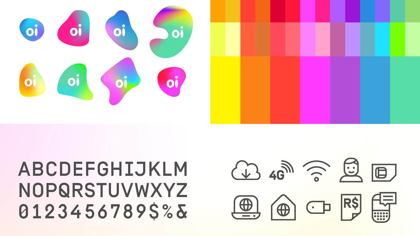 Oi logo design