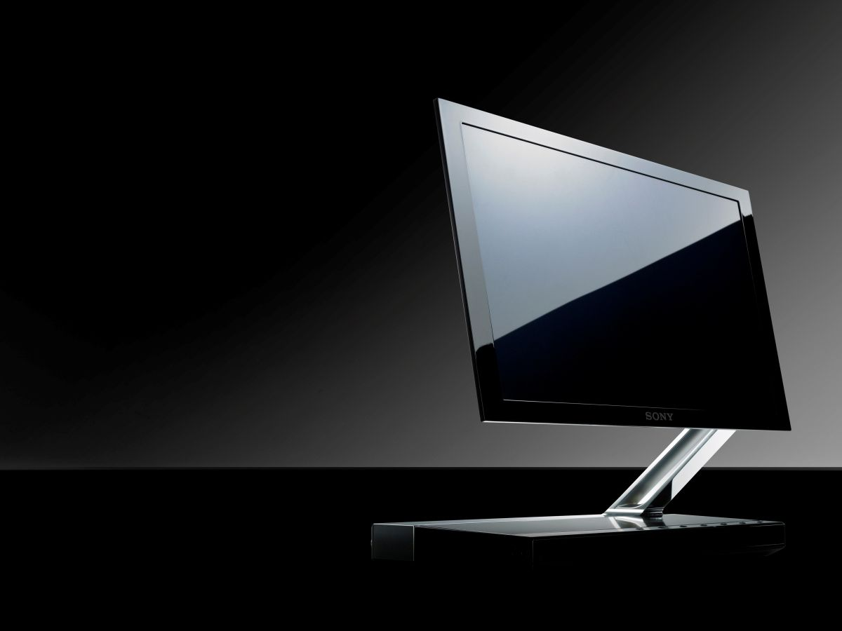ces 2010 sony prepping new oled tv techradar. Black Bedroom Furniture Sets. Home Design Ideas
