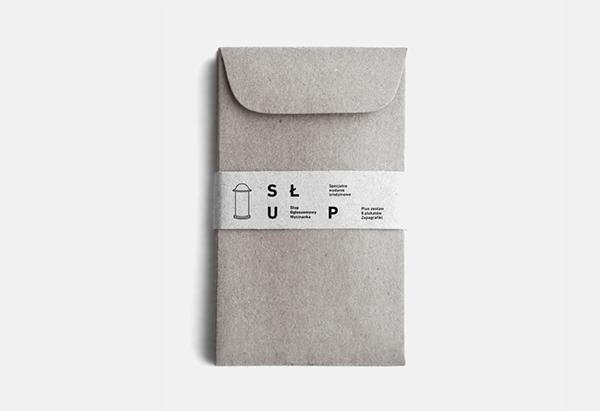 miniature poster column