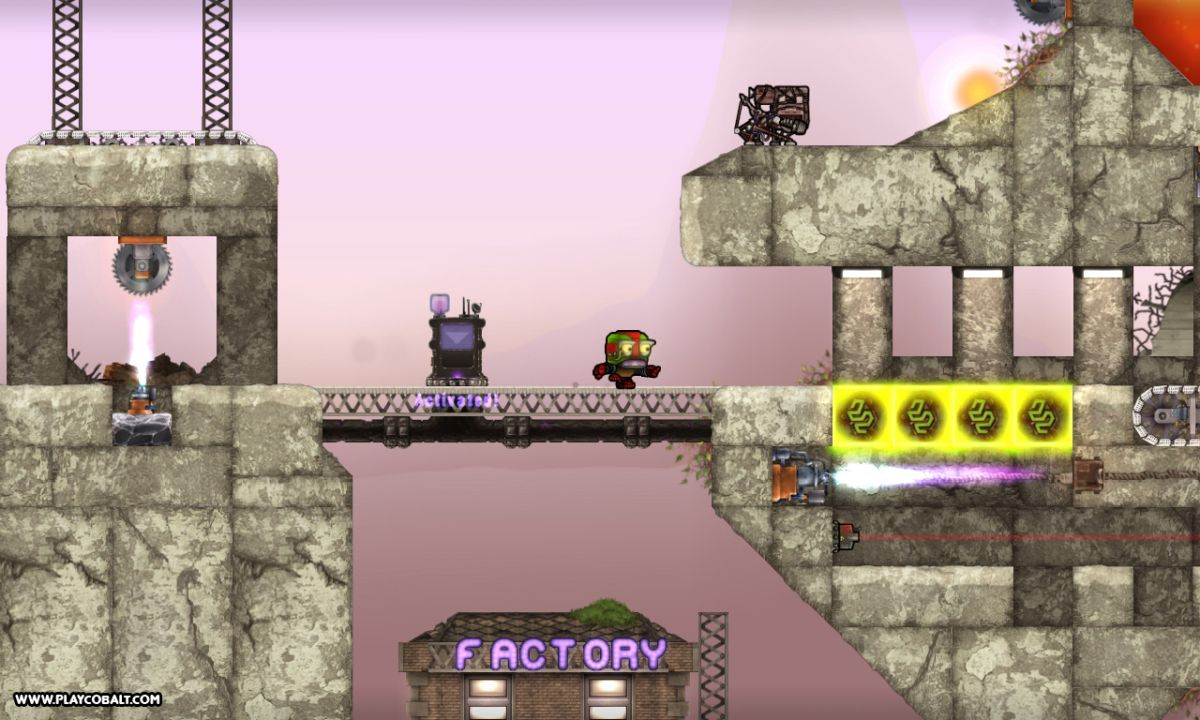 Mojang releases Cobalt alpha, you can buy it | PC Gamer