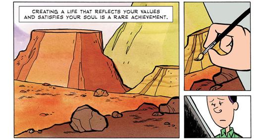 Calvin & Hobbes advice