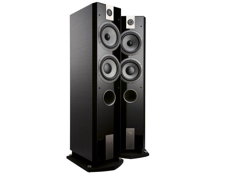 focal chorus 816wse loudspeaker review techradar. Black Bedroom Furniture Sets. Home Design Ideas