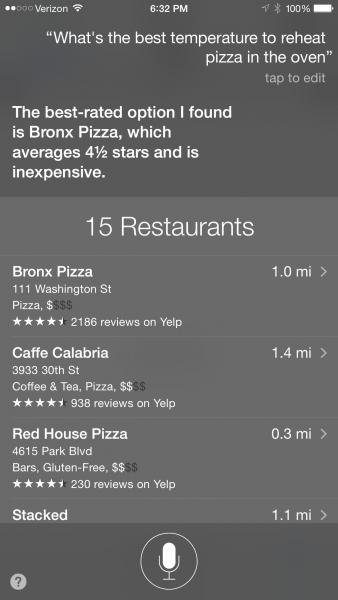 Siri Still Sucks