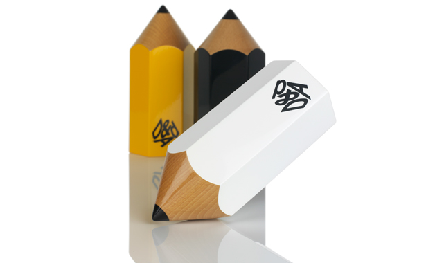 D&AD Awards 2012 showing Yellow Pencil, Black Pencil and new White Pencil Awards