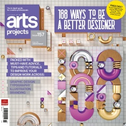Computer Arts Projects issue 157