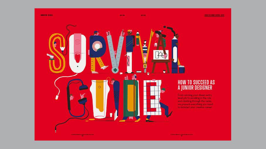 Computer Arts 255: survival guide