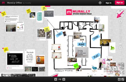 HTML5 - Murally