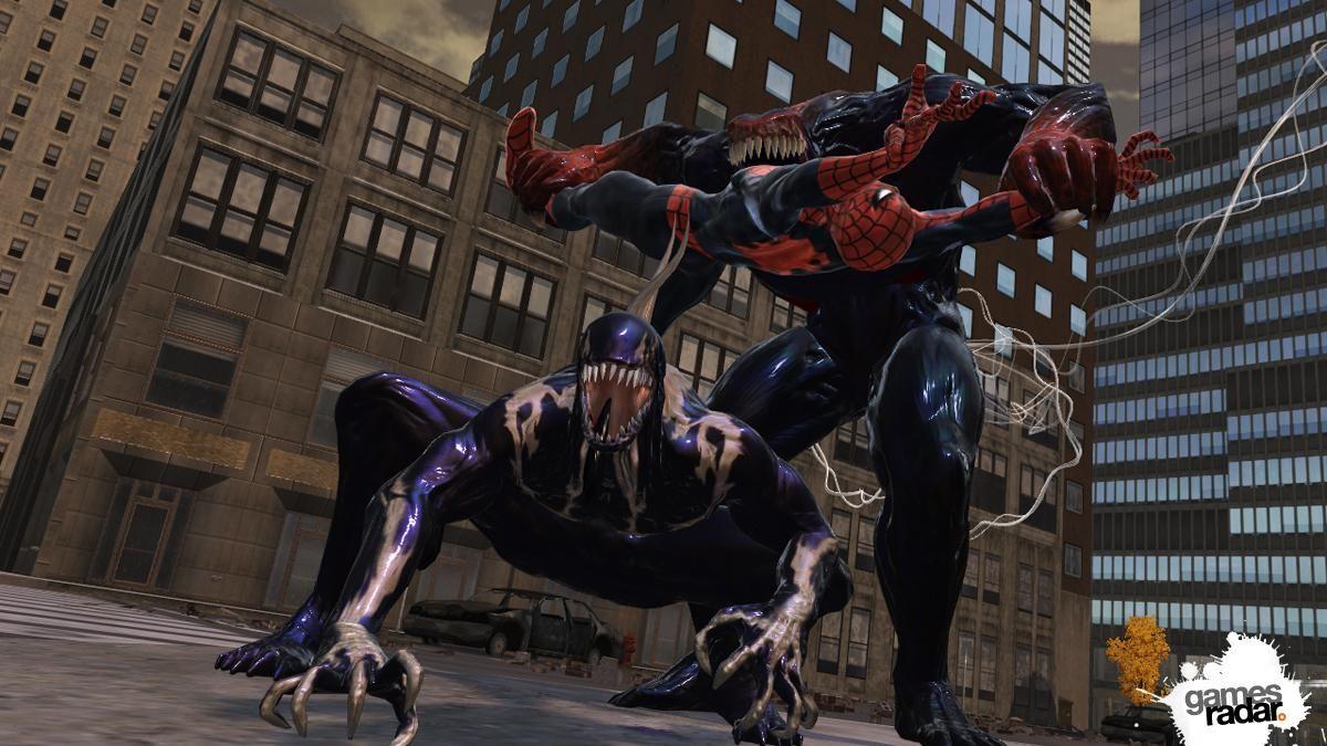 Игру Spider-Man Web Of Shadows - instrukciyapan