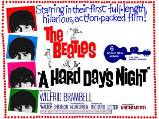 Critics say they love A Hard Day s Night Who s to argue