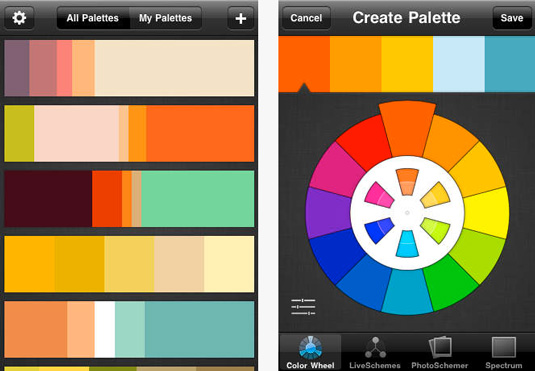 free apps for designers