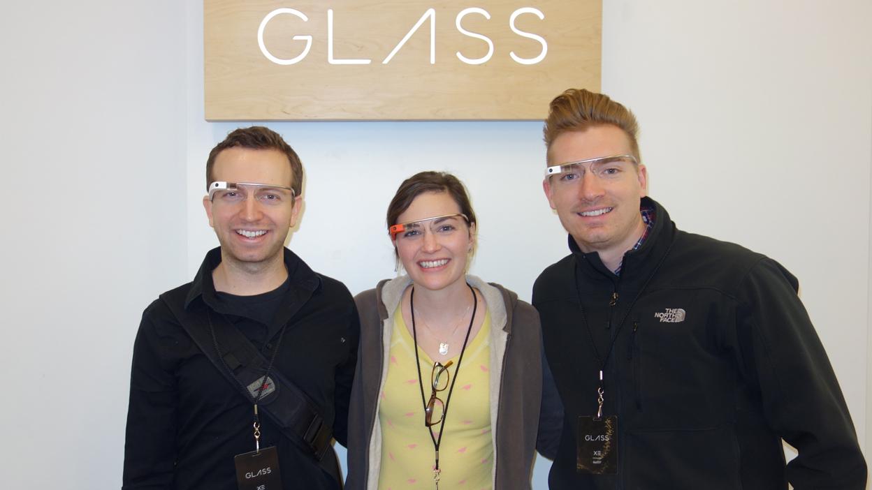 Google Glass invite