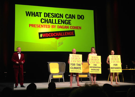 What Design Can Do launches its challenge in 2015