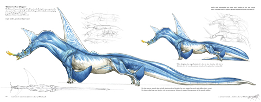 ScienceofCD: Sea Dragon