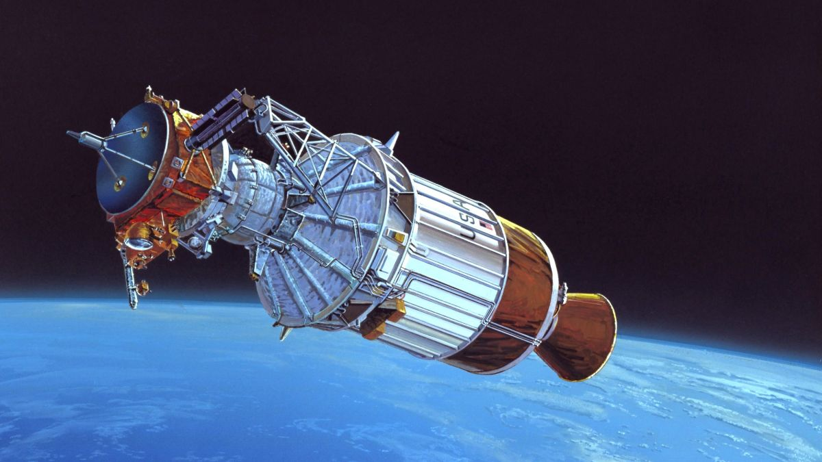 A space probe launched in 1990 is still sending back great ...