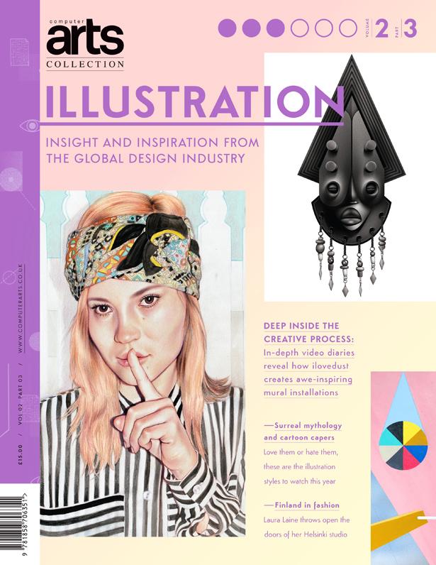 Computer Arts Collecton:Illustration