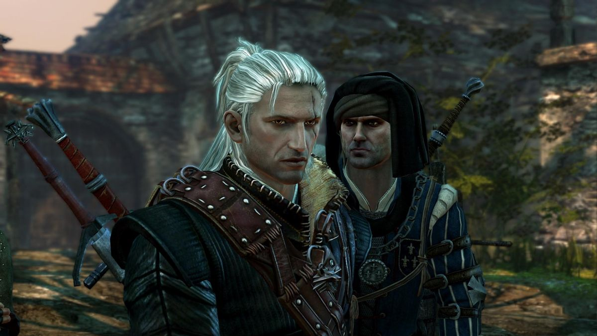 witcher 2 enhanced edition ending a relationship